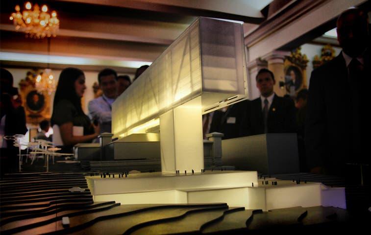 Niegan archivo de proyecto para nuevo edificio legislativo