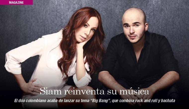 Siam reinventa su música