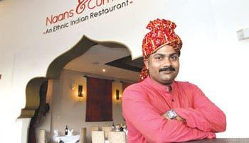 Naans & Curries comparte auténticos sabores de la India