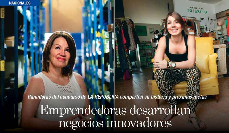 Emprendedoras desarrollan negocios innovadores