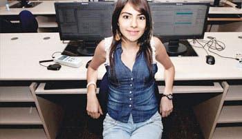 Mujeres se abren camino en industria tecnológica