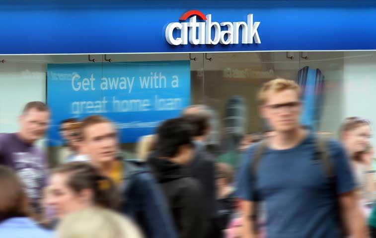 Citi está cerca de vender su unidad de consumo a Banco Popular de España
