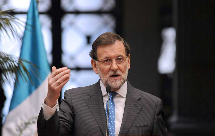 Rajoy apoya más integración en Centroamérica