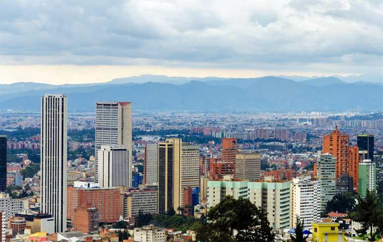 Terremoto de 6,6 sacude parte de Colombia