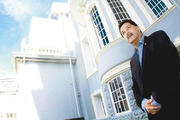 """Morales Zapata: """"No puedo descartar ser jefe de fracción"""""""