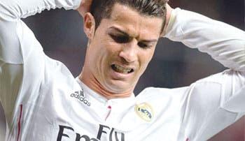 El Madrid roza la tragedia