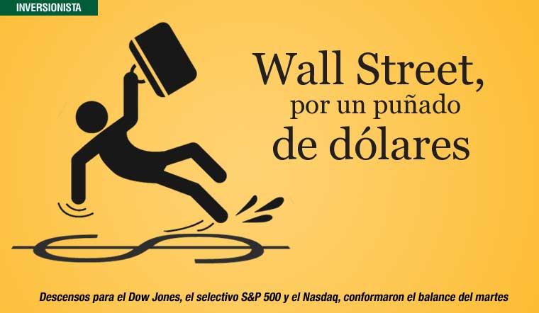 Wall Street, por un puñado de dólares