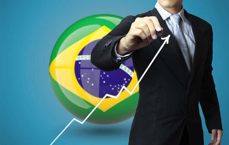 Solo 27% de empresas brasileñas pretende elevar su inversión