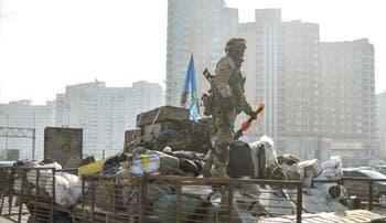 FMI aprueba nuevo plan de rescate a Ucrania por $17.500 millones