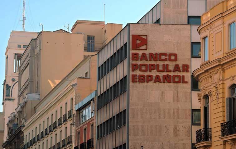 Banco Popular de España se habría retirado de la compra de Citi