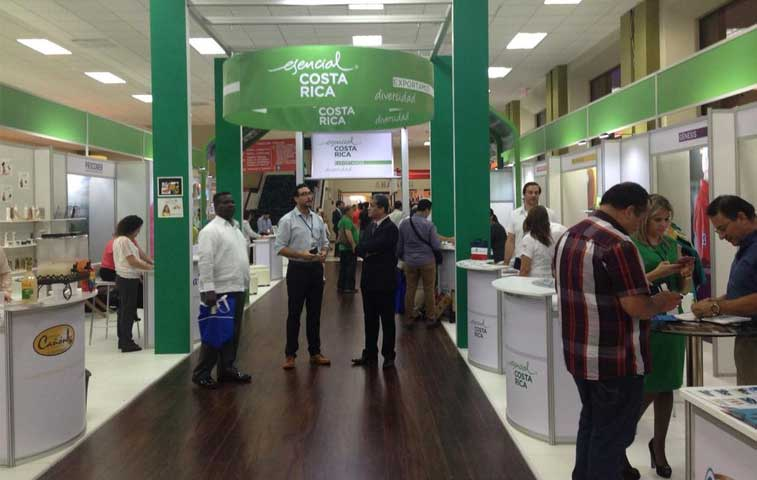 12 firmas ticas participan en Expocomer 2015 Panamá