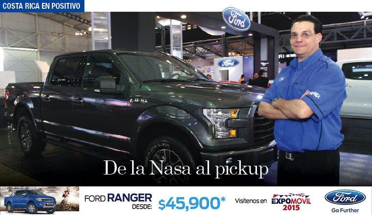 De la Nasa al pickup