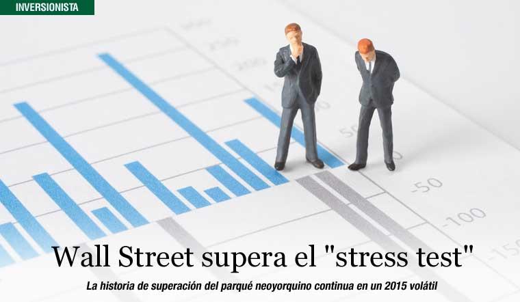 """Wall Street supera el """"stress test"""""""