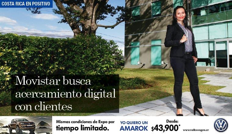 Movistar busca acercamiento digital con clientes