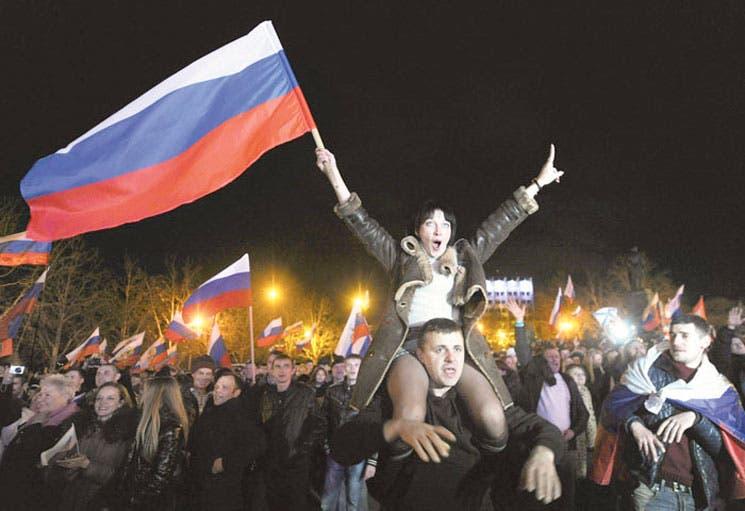 Un año después, Crimea respalda unión con Rusia
