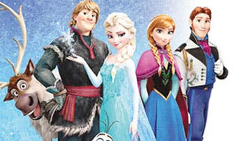 "Disney anunció ""Frozen 2"" y ""Star Wars: Episode VIII"""