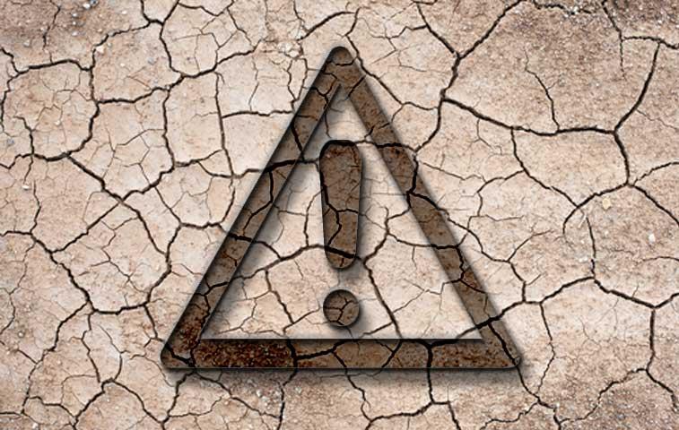 CNE eliminó alerta amarilla por sequía