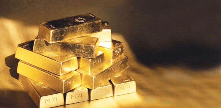 Fondos abandonan el oro ante perspectivas de la Fed