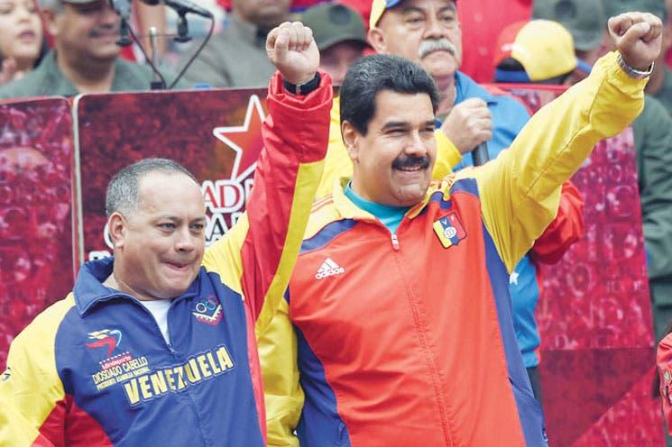 Exiliados ven salvajes poderes de Maduro