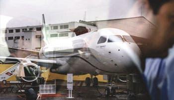 México supera en ventas de aviones a Brasil