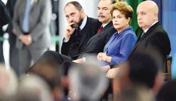 Rousseff presenta plan anticorrupción