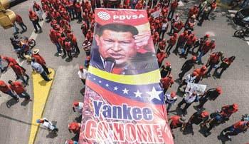 EE.UU. niega que planee invadir Venezuela