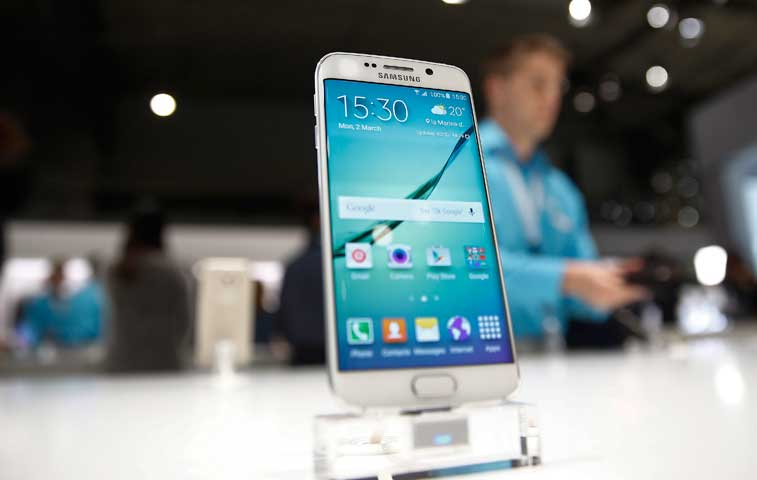 Samsung Galaxy 6 disponible en preventa