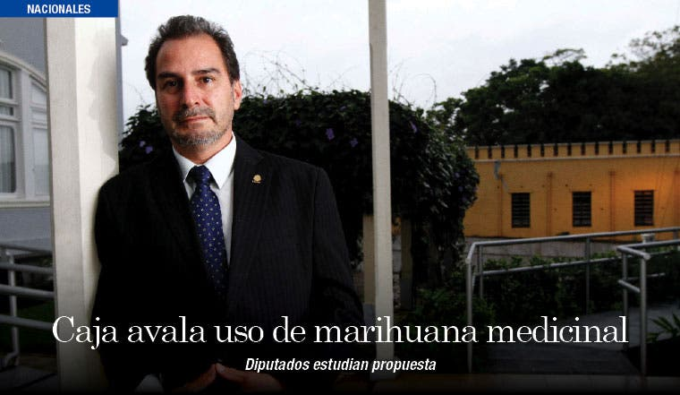 Caja avala uso de marihuana medicinal