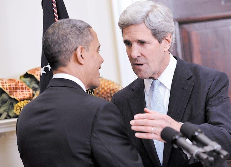 Kerry ve cerca acuerdo nuclear con Irán