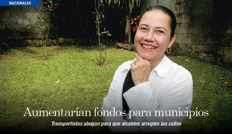Transportistas quieren que municipios arreglen calles