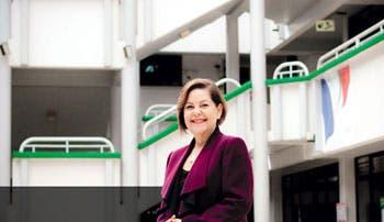 """Clotilde Fonseca: """"Las mujeres somos eficaces para tecnología"""""""