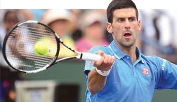 Djokovic cuatro veces rey