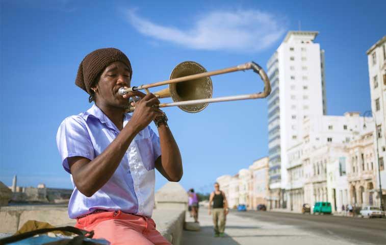 Ingreso de turistas a Cuba aumentó un 14%