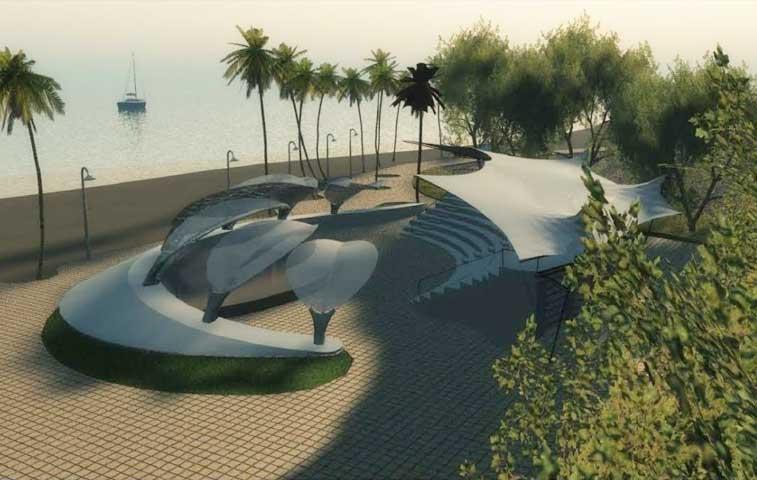 China donará anfiteatro de ¢270 millones para Puntarenas