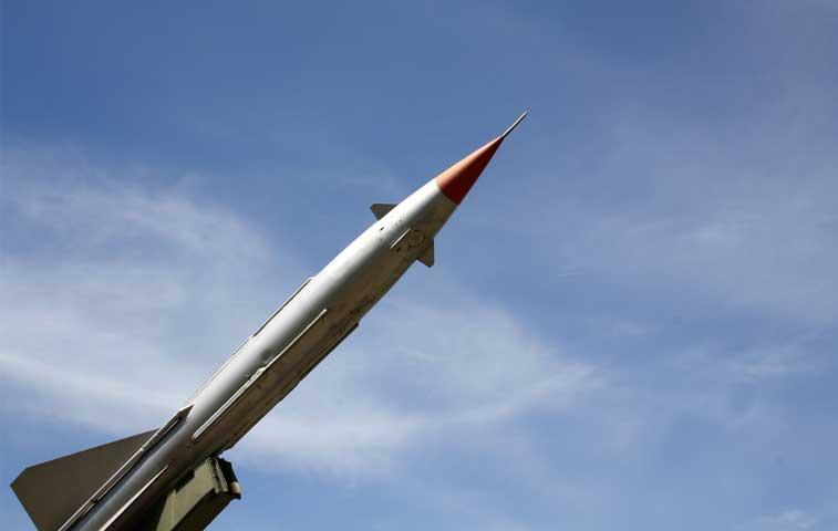 EE.UU. probó misil intercontinental en costa del Pacífico