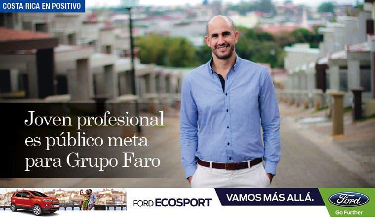 Joven profesional es público meta para Grupo Faro