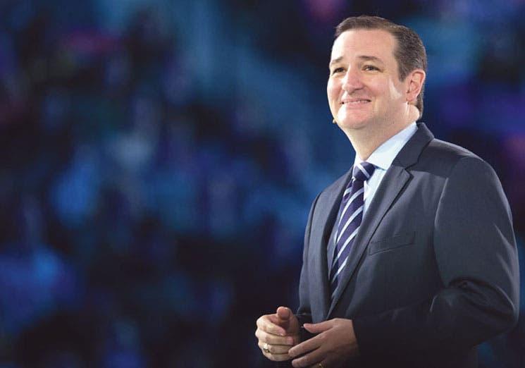 Ted Cruz se presenta oficialmente como primer candidato a presidente en 2016