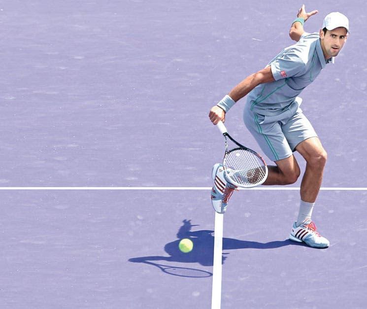 Djokovic apunta a Miami