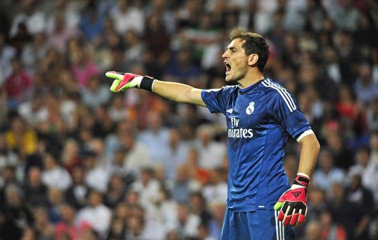 Casillas pidió más respeto para los porteros
