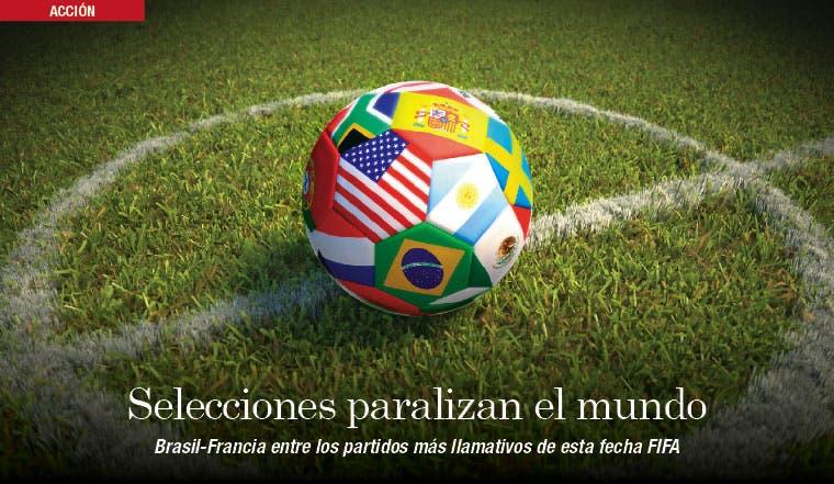 El mundo respira fútbol