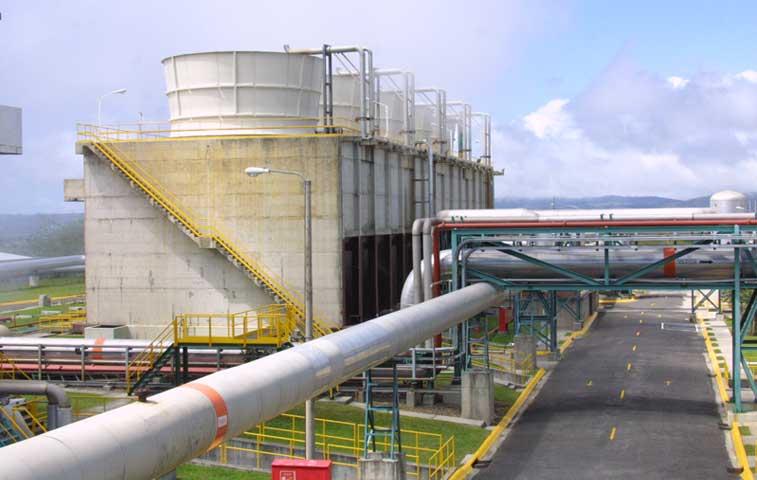 Operación de planta geotérmica Miravalles III pasó a manos del ICE