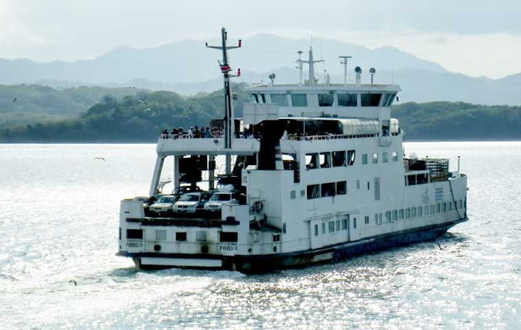 Vacacionistas podrán usar ferry a Playa Naranjo desde el domingo