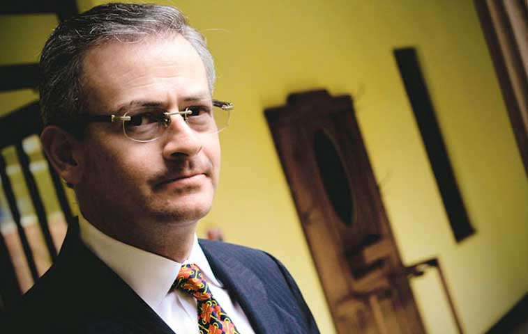 Destituyen a Federico Picado como embajador en Venezuela