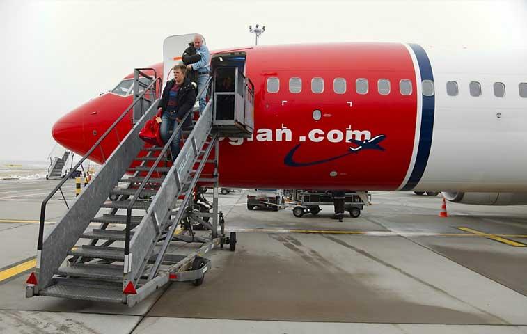 Aerolínea noruega implementa medidas de seguridad por accidente en los Alpes