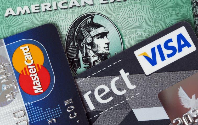 Tasas de interés llegan hasta el 50% en tarjetas de crédito