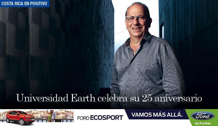 Universidad Earth celebra su 25 aniversario
