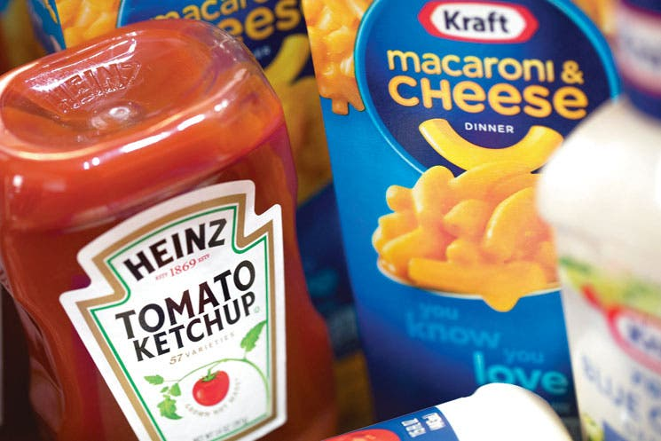 Fusión Heinz-Kraft significa más presión para otras compañías