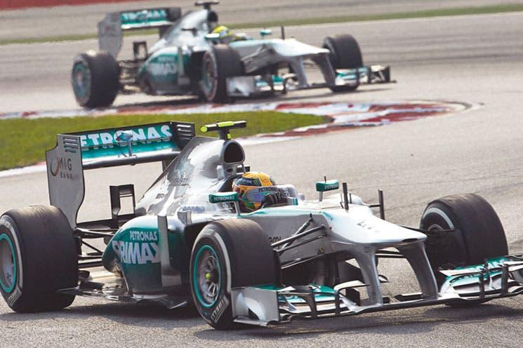 Todos contra Mercedes