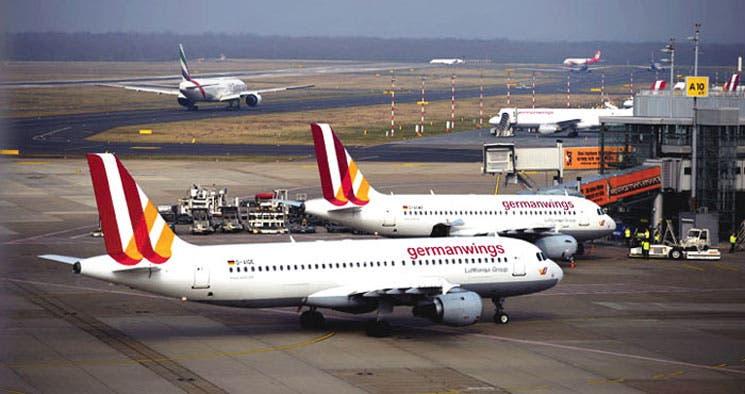 Copiloto de Germanwings sufría problemas de visión, según New York Times