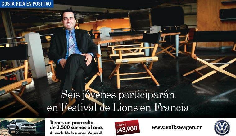 Seis jóvenes participarán en Festival de Lions en Francia